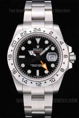 Rolex Explorer Top Quality Men's stainless steel Replica Watches R155