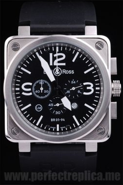 Bell & Ross Br-01-94 Great Battery 44*44MM Replica Watches 3466