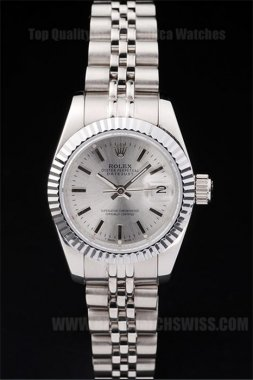 Rolex Datejust Cheap Price Ladies' Stainless steel Replica Watches R4721
