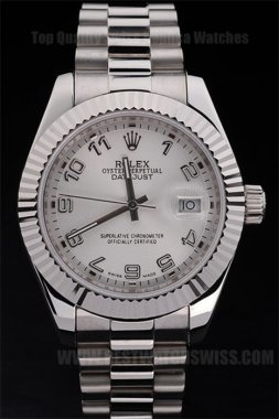 Rolex Datejust Luxury Men's Automatic Replica Watches R4764
