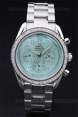 Omega Speedmaster Professional Ladies' Automatic Replica Watches Om4511