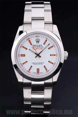 Rolex Milgaus Perfect gift Automatic 45*37MM Replica Watches rl79