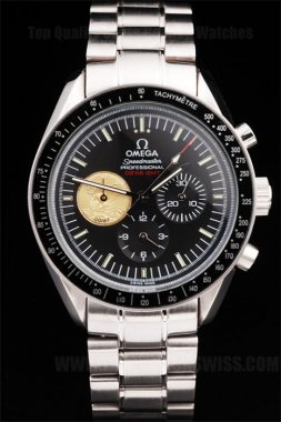 Omega Speedmaster Top Quality Men's Sapphire Crystal Replica Watches Om4502
