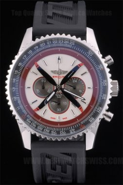 Breitling Certifie High Quality Men's Stainless Steel Replica Watches Br80181