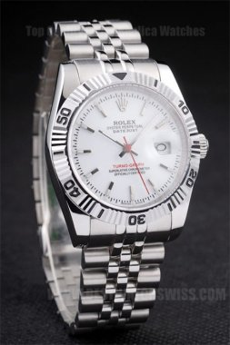 Rolex Datejust Hot Men's stainless steel Replica Watches R4684