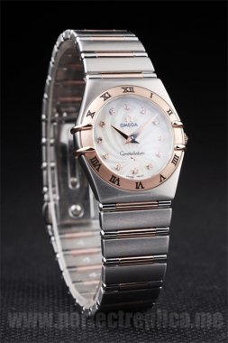Omega Constellation Offer Battery 26*25MM Replica Watches 4477