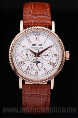 Patek Philippe Complicated Highest Quality Automatic 59*42MM Replica Watches 4623