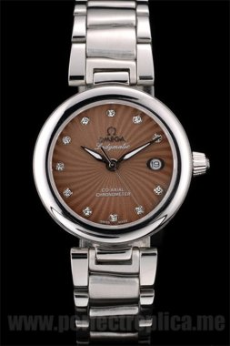 Omega Deville Most popular Battery 34*34MM Replica Watches 4376