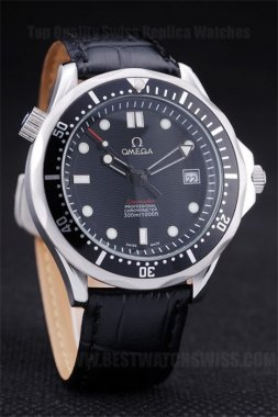 Omega Seamaster 75% Off Men's Automatic Replica Watches Om4437