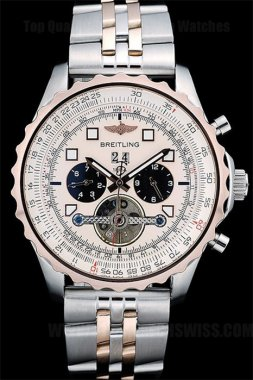 Breitling Navitimer 80% Off Men's Automatic Replica Watches Br3482