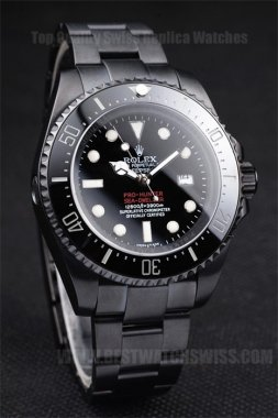 Rolex Deepsea 60% Off Men's Sapphire Crystal Replica Watches R305