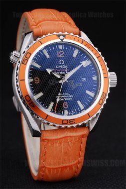 Omega Seamaster The Newest Men's Stainless Steel Replica Watches Om4447