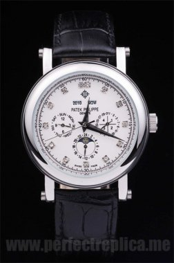Patek Philippe Complicated Top Quality Automatic 50*42MM Replica Watches 4620