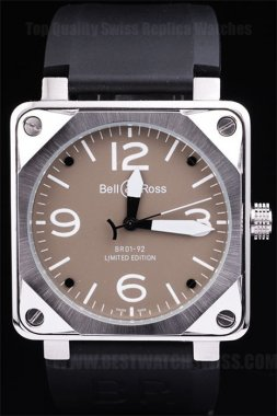 Bell & Ross Carbon High Technology Men's Automatic Replica Watches Be3449