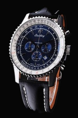 Breitling Navitimer Greatest Men's Stainless Steel Replica Watches Br3489