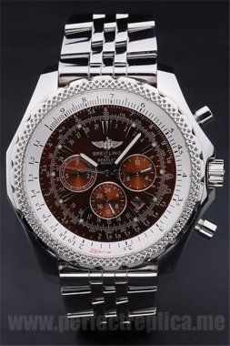 Breitling Bentley Great Sapphire Crystal 53*47MM Replica Watches 3590