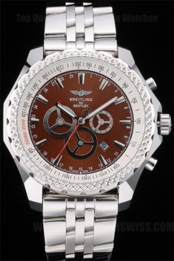 Breitling Certifie Greatest Men's Automatic Replica Watches Br3572