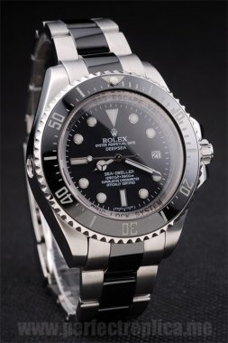 Rolex Deepsea Swiss Security Clasp 40*45MM Replica Watches rl306