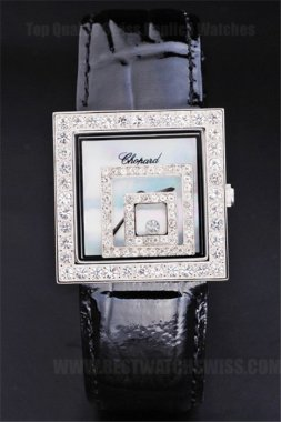 Chopard Hot Sale Ladies' Sapphire Crystal Replica Watches Ch3906