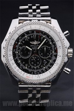 Breitling Bentley Cheap Price Stainless Steel 53*47MM Replica Watches 3588