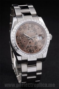 Rolex Datejust Well-Known Sapphire Crystal 45*37MM Replica Watches 4677