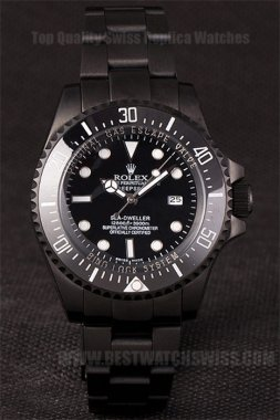 Rolex Deepsea 65% Off Men's Stainless steel Replica Watches R246