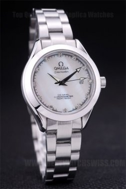 Omega Speedmaster 70% Off Ladies' Sapphire Crystal Replica Watches Om4493