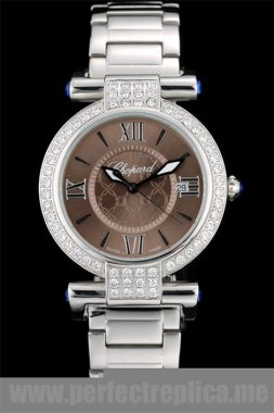 Chopard discount price Battery 36*36MM Replica Watches 3872