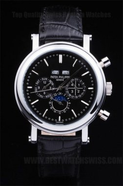 Patek Philippe Complicated Hot Sale Men's Automatic Replica Watches PP4619
