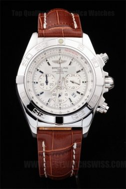 Breitling Chronomat Greatest Men's Stainless Steel Replica Watches Br3528