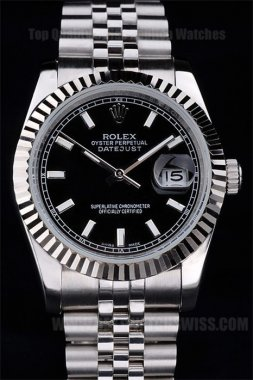 Rolex Datejust Highest Quality Men's Sapphire crystal Replica Watches R4768