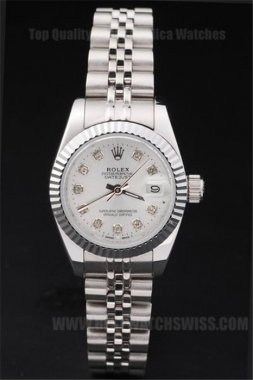 Rolex Datejust 65% Off Ladies' Automatic Replica Watches R4716