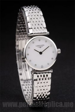 Longines low prices Sapphire Crystal 25*28MM Replica Watches 4180