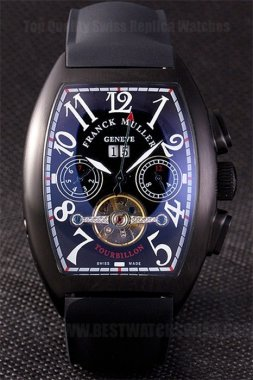 Franck Muller Best Choice Men's Automatic Replica Watches Fr80284