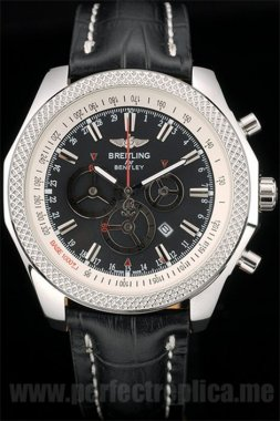 Breitling Bentley Well-Known Sapphire Crystal 54*47MM Replica Watches 3567