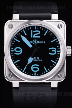 Bell & Ross Carbon Hot Sale Men's Automatic Replica Watches Be3452