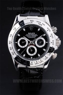 Rolex Daytona Hot Men's stainless steel Replica Watches R84