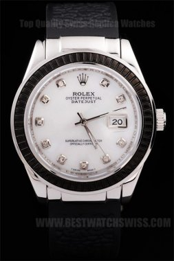 Rolex Datejust Cheapest Men's sapphire crystal Replica Watches R4672