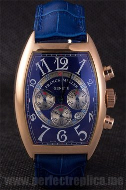 Franck Muller Casablanca discount price Battery 49*42MM Replica Watches 80104