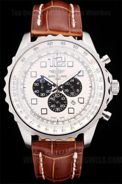 Breitling Navitimer Great Men's Sapphire Crystal Replica Watches Br3477