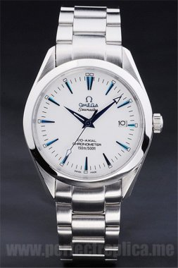 Omega Seamaster Cheap Price Battery 45*39MM Replica Watches 4453