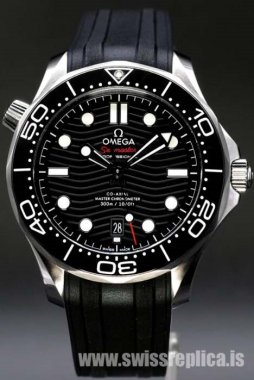 Omega Seamaster 300M 210.32.42.20.01.001 42MM Diver Watch