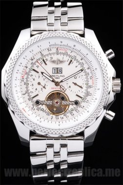 Breitling Bentley Perfect Stainless Steel 54*47MM Replica Watches 3587