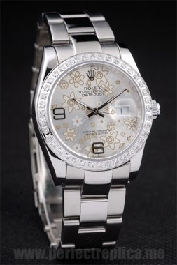 Rolex Datejust Top Seller Stainless Steel 45*37MM Replica Watches 4681