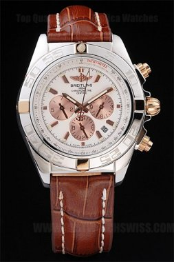 Breitling Chronomat 75% Off Men's Automatic Replica Watches Br3501