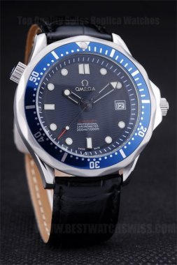 Omega Seamaster 60% Off Men's Automatic Replica Watches Om4436