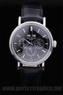 Patek Philippe Complicated Fast Shipping Automatic 49*40MM Replica Watches 4618