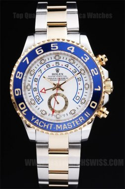 Rolex Yachtmaster II Cheap Price Men's Stainless Steel Replica Watches R233