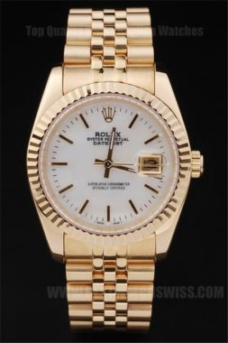Rolex Datejust 80% Off Men's sapphire crystal Replica Watches R4695