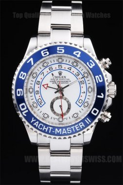 Rolex Yachtmaster II Cheap Price Men's Stainless Steel Replica Watches R242